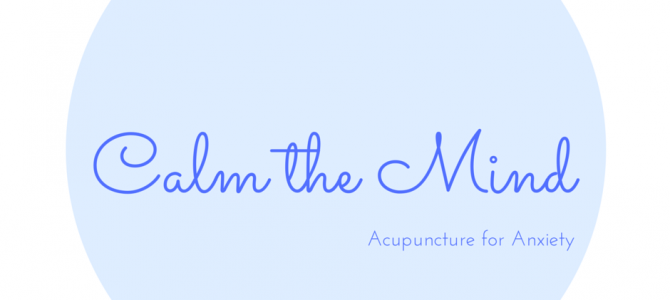 Acupuncture Helps Anxiety